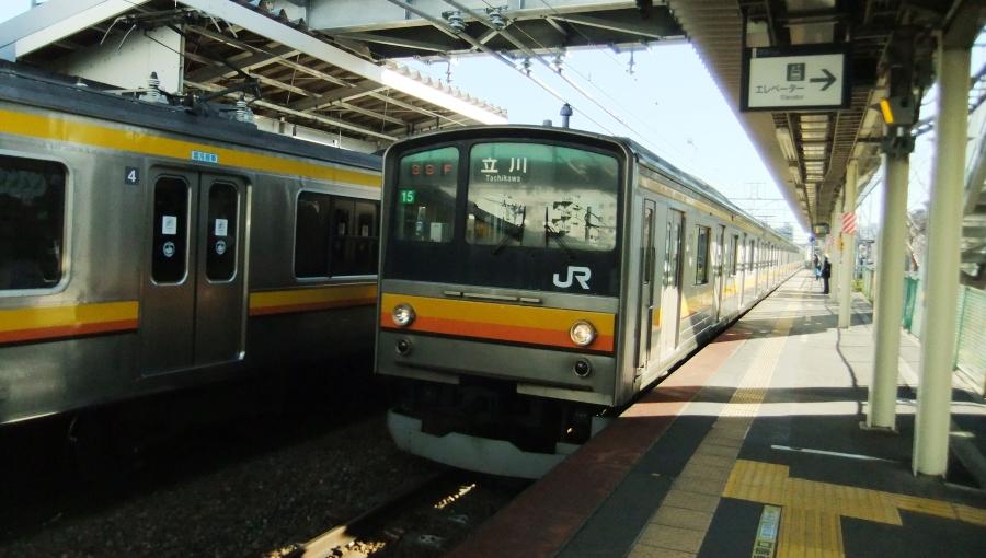駅の発車メロディー