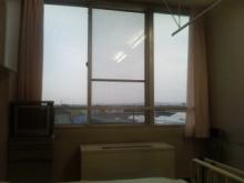 K医師会病院_2人部屋からの眺め