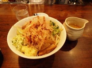 まぜそば(並)つけ麺TETSU