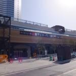 新川崎スクエア:開業一ヶ月前