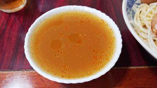 スープ|牡蠣塩ラーメン(SOUPMEN)